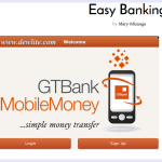 Download GTBank Mobile App: Take GTBank Anywhere you Go