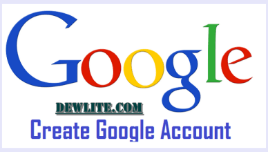 Google one Account and how to create Google Account.