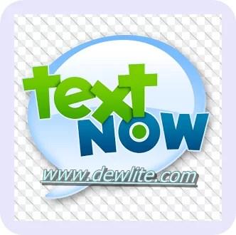 TextNow Sign up