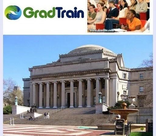 Gradtrain to study abroad