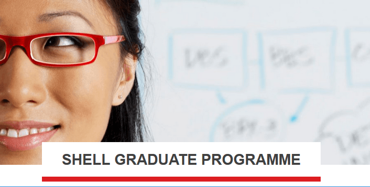 Apply for shell graduate programme