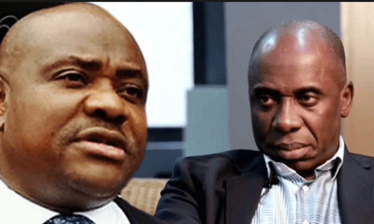 AMAECHI CLASHES WITH WIKE AGAIN