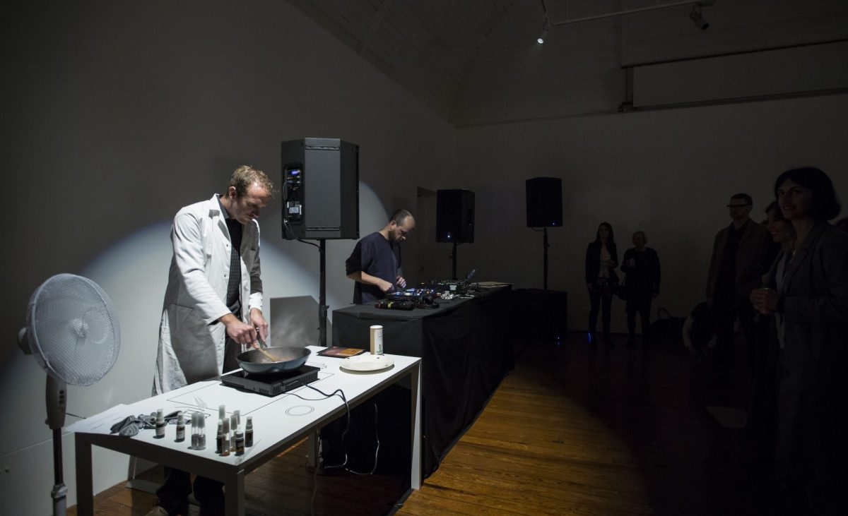 Smell The DJ, The Imaginative Crusade by Matthew Herbert