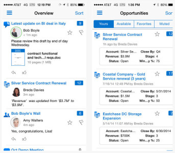 Oracle Sales Cloud Mobile Strategy - Edward's Oracle Blog