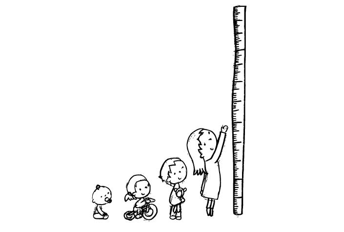Opgroeien