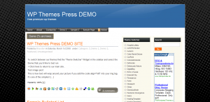 WP Themes Press DEMO - Demo 2_1251185984304