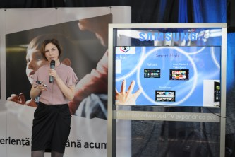 Ana-Maria Pasculescu, TV Product Manager