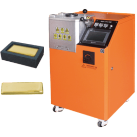 1 kg Gold- Goldbarrenmaschine