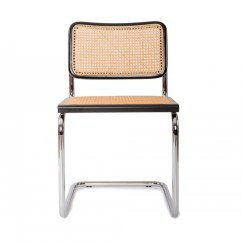Marcel Breuer Cesca Chair With Armrests Red Chairs For Sale Chaise Mb15 Dexhom