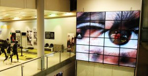 Innovative Digital Signage Solution For Adidas Digital Store