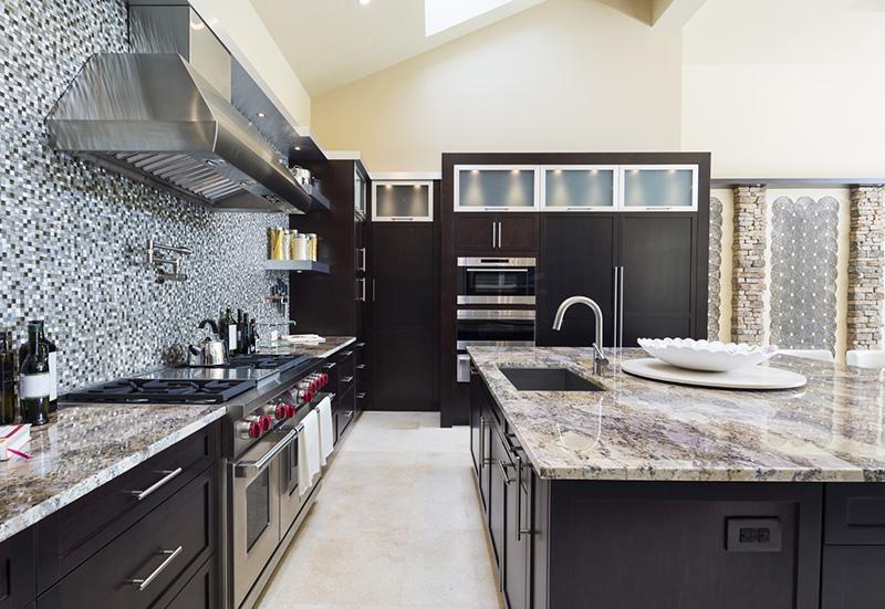 dexter kitchen distressed island butcher block remodeling contractor mi renovation ann arbor cabinet countertop remod