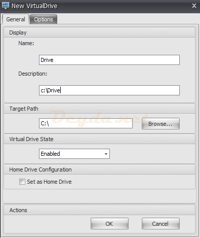 Virtual Drives General