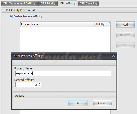 System Optimization CPU Management CPU Affinity