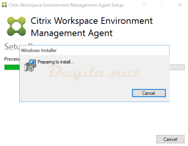 Citrix Workspace Environment Management Agent License Agreement