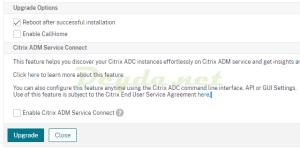 Citrix ADM Service Connect