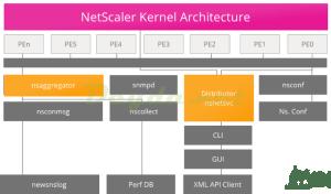 NetScaler Kernel Architecture