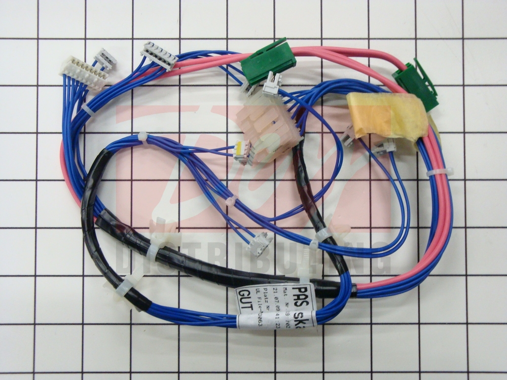 Wiring Harness Parts Model As Well As Whirlpool Electric Range Parts