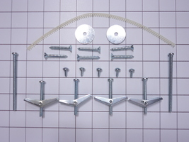microwave oven mounting hardware dey