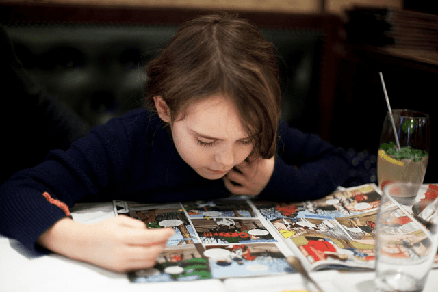 Reasons Why Comic Books Are Good For Children's Learning?