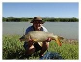 Fishing at De Zeekoe
