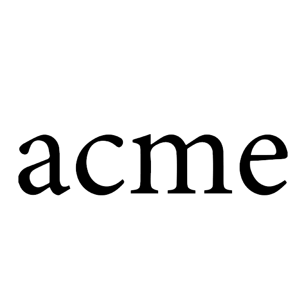Project architect at ACME in London, UK
