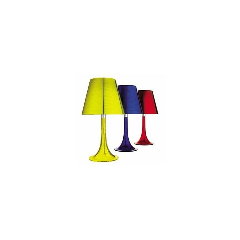 Miss K table lamp design by Philippe Starck for FLOS