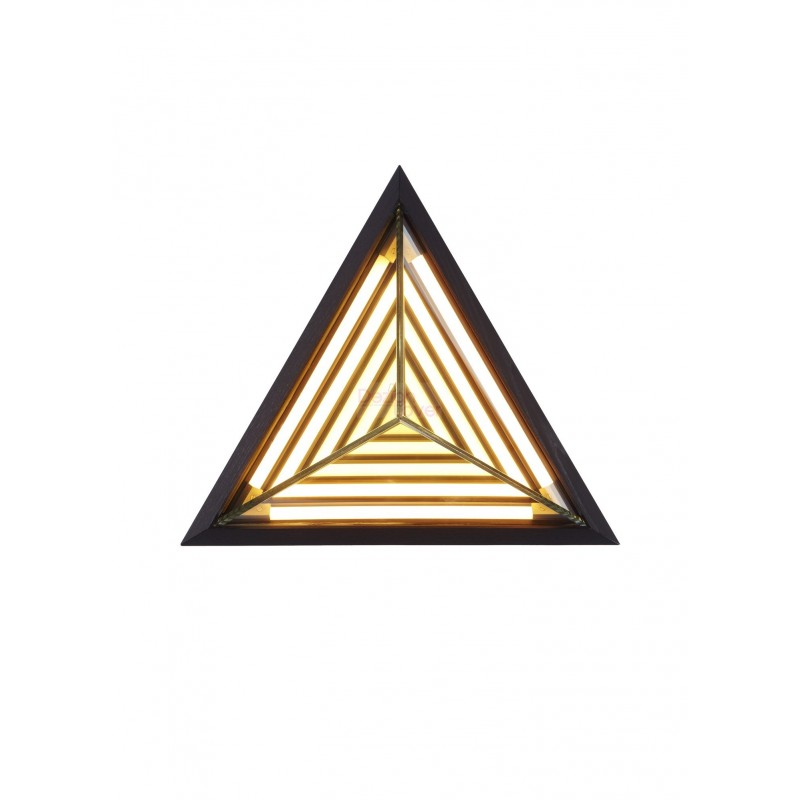 Applique LED Design Stella Triangle Par Roll And Hill