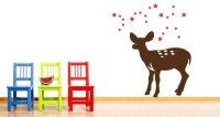 Magic Bambi wall tatoos   Dezign With a Z