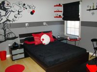 Urban wall stickers and soccer decals ambiance from eric ...