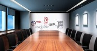 Dry Erase Wall Decals Whiteboard - Home & Office | Dezign ...