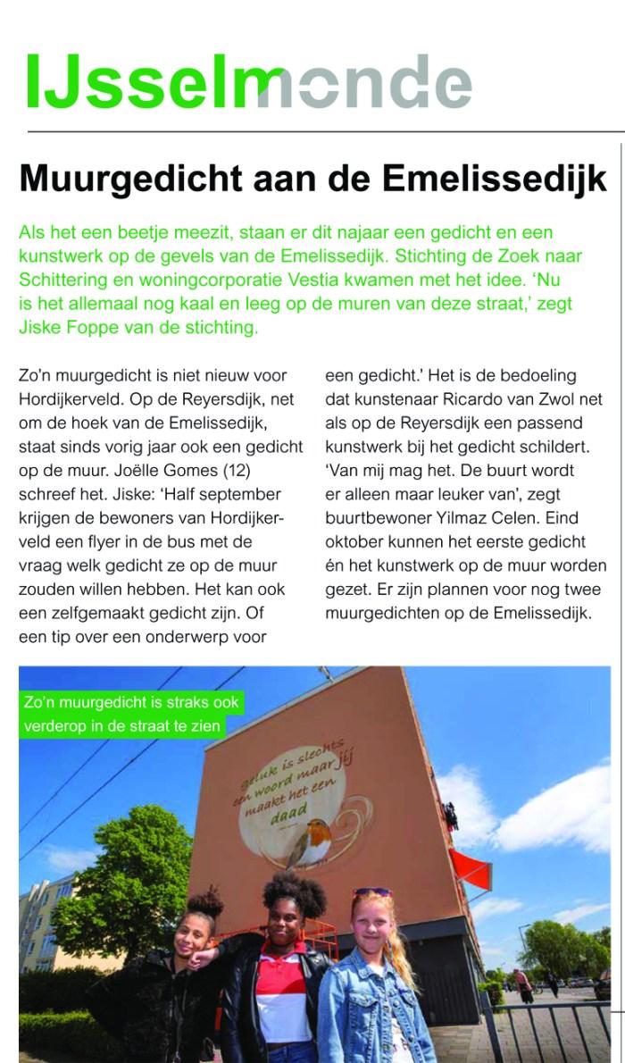 stadskrant IJsselmonde