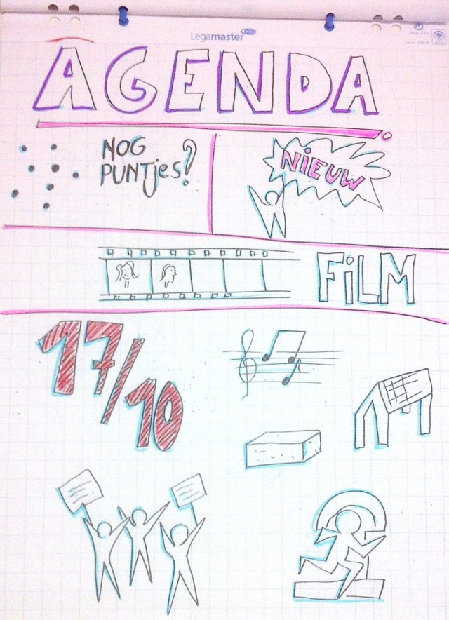 141108 Agenda Parlement