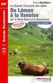 Wandelgids GR5 Du Léman à la Vanoise Ref 504 | FFRP