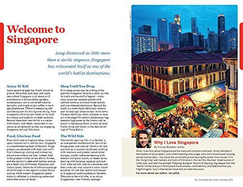 Reisgids City Guide Singapore  Lonely Planet
