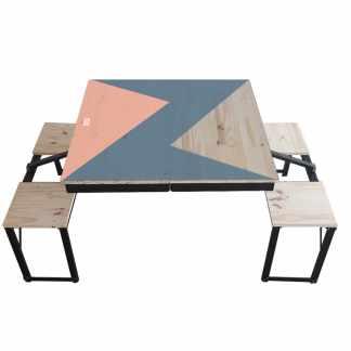 Table Dezyco motif Z Concept