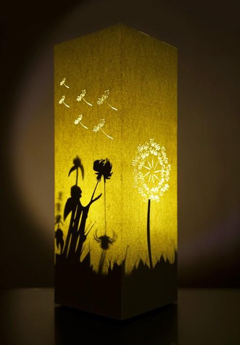 Lampade Cinesi Di Carta Riciclo e risparmio lampade in carta cose di casa Loom nuova vita alle