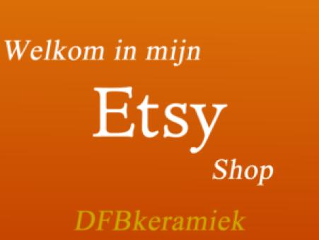 Etsy keramiek DFBkeramiek webshop