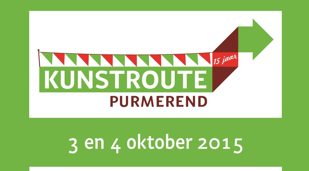 Kunstroute Purmerend 2015
