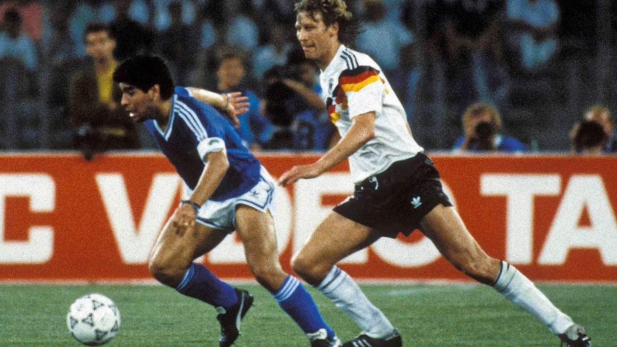 Image result for buchwald maradona