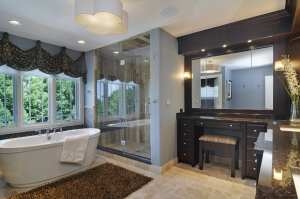 Custom Home Renovation | Bathroom Remodeling Barrington | Bathroom Design Lake Forest