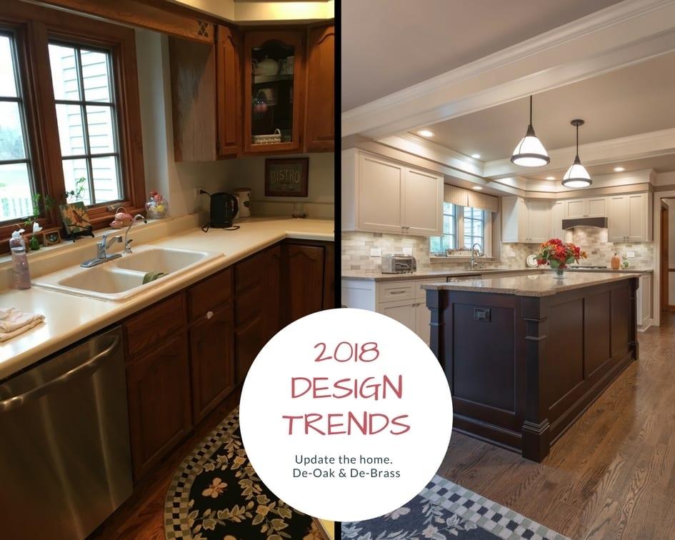 2018 kitchen design trends - Home Interior Design For Kitchen