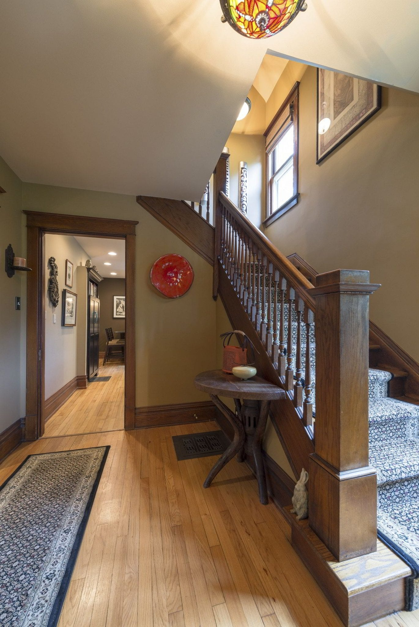 Df Design Inc Interior Designer Craftsman Style Home Foyer Entrance Expert Friendly