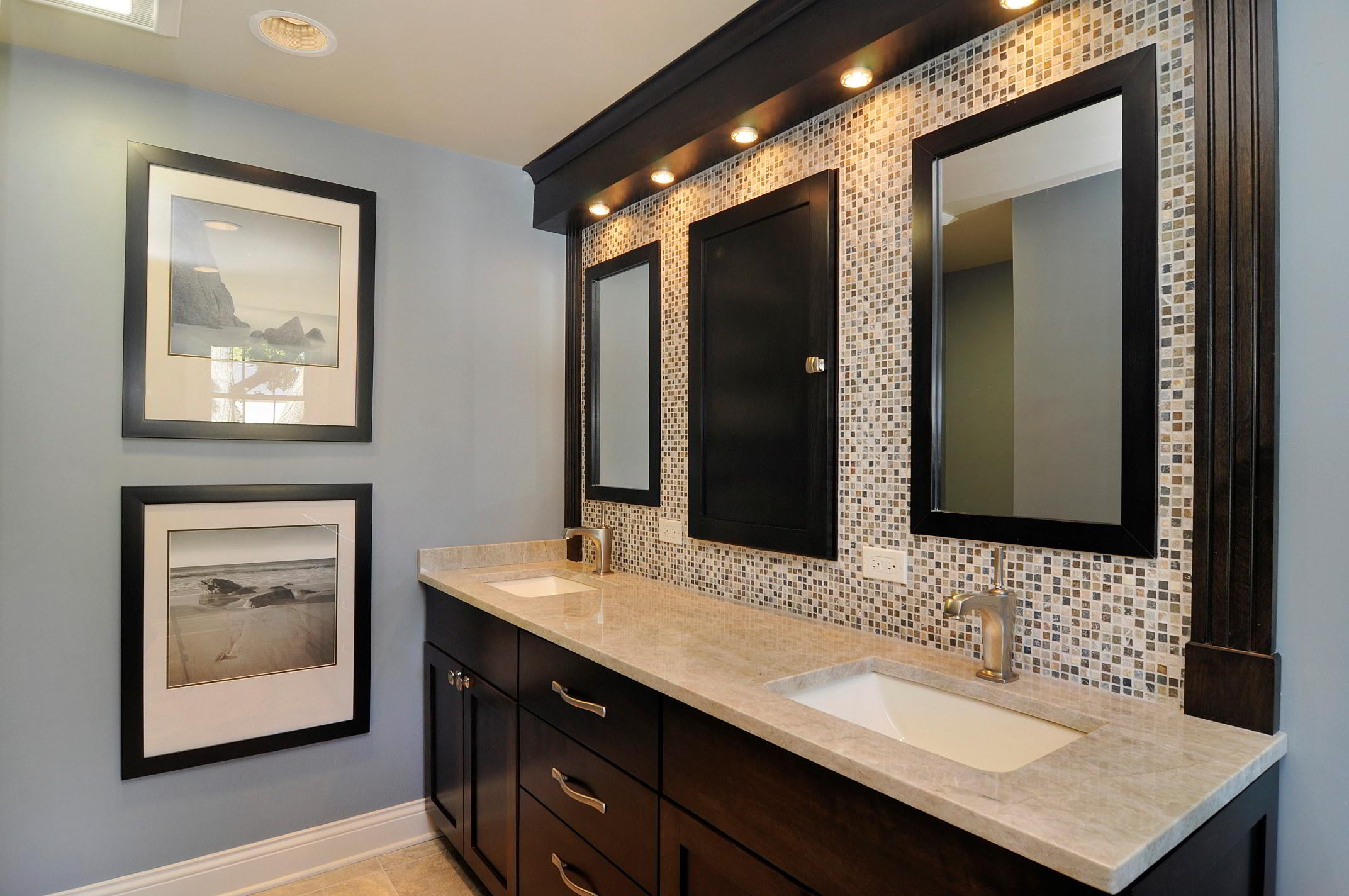 Master Bathroom Interior Design Cusom Master Bathroom Remodeling - Bathroom remodeling crystal lake il