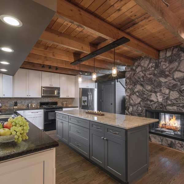 Kitchen Consultations | Kitchen Design & Build | Kitchen Remodeling |Rustic Kitchen Renovation Hawthorn Woods