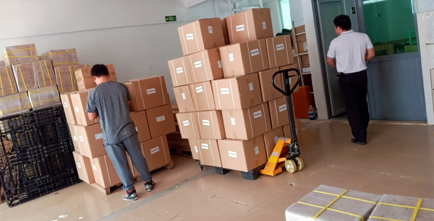 Shipping from China to Belgium