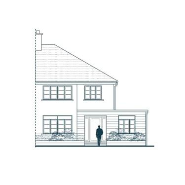 House Extension, Sandymount