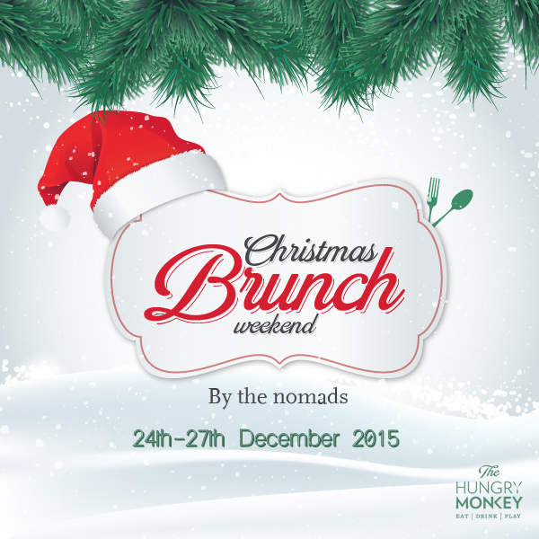 Christmas@ The Hungry Monkey Delhi