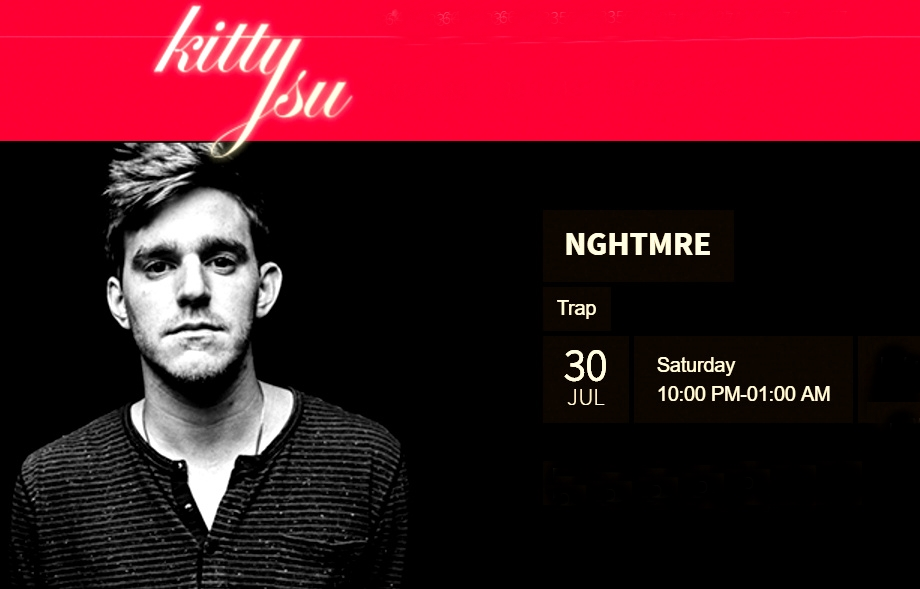 NGHTMRE @ Kitty Su