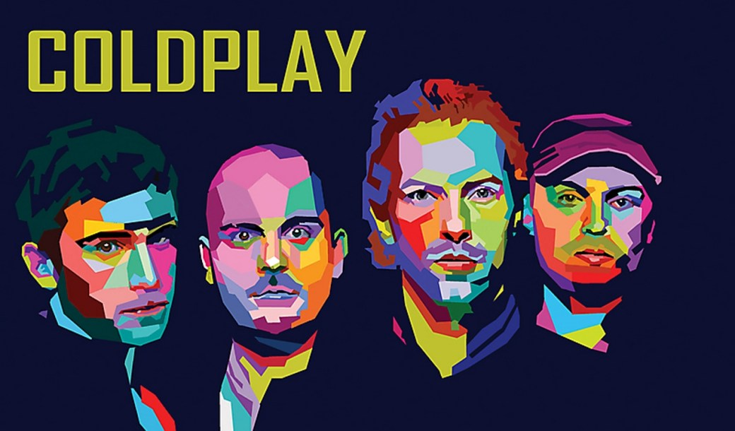 coldplay india tour