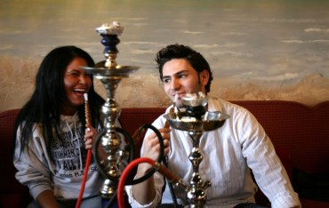 Sheesha Cafes In South Campus